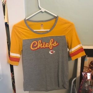 NFL Tops - chiefs shirt